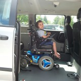 Converted Wheelchair Van Changes Lives